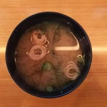101155703 - 味噌汁90円