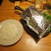 つばめグリル - 料理写真:つばめ風ハンブルグステーキ/ライス