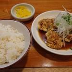 ラーメン屋 壱番亭 - 料理写真:唐揚げ