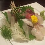 たなか寿司 - 料理写真:刺身盛り合わせ