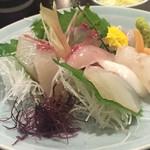 たなか寿司 - 刺身定食