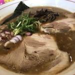 拉麺 日本一 - ニンニクラーメン