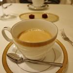 ル・シュバリエ - ●コーヒー:生チョコ付き♥
