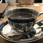 モンシェル トン トン - 深煎りの、コーヒーらしいコーヒーです、余韻が素晴らしい!(2019.2.2)