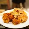 キッチン大正軒 - 料理写真:生姜焼き+唐揚げ1000円