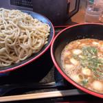 麺道服部 - 濃厚スープのつけ麺