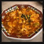 中華食堂一番館 - 海鮮チリソース 500円