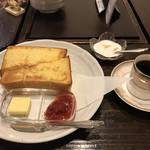 珈琲店 蘭豆 - 料理写真: