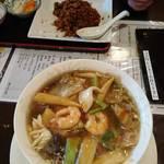 中華そばライチ - 料理写真: