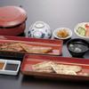 うなぎ 日本料理 とくなが - 料理写真: