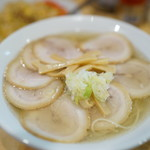 中華そば 来味 - 料理写真: