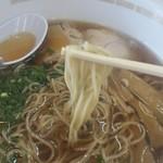 蘭蘭 - 細麺味助は自家製