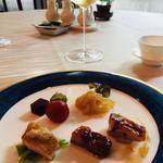 Shantao - 前菜盛り合せ