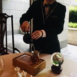 Shantao - 食後の呈茶