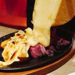 Italian Barcafe KIMURAYA - ラクレットチーズ&超高温のローストビーフ