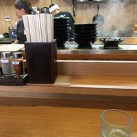 麺屋 たけ井-店内