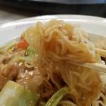 赤坂飯店 - 麺リフト