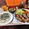 キッチン南海 - 料理写真:ガーリック巻フライライス 800円