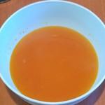クシュクシュ - クシュクシュタリーセット   1,500円 スープ