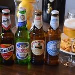 オステリア レジョナーレ - イタリアンビール