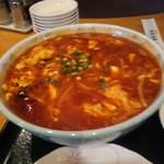 楽楽酒坊 - 料理写真:酸辣湯麺