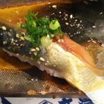 玄海鮨 - サバ  激しく美味!