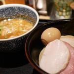麺屋一燈 - 特製濃厚魚介つけ麺