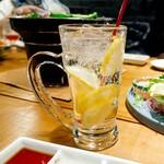 海千山千番長 - 檸檬キリンレモンサワー