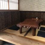 蕎麦 ふる里 - 店内写真