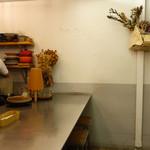 36.5℃ kitchen - 店内