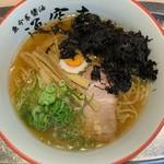 らー麺専科 海空土 - 岩のりらー麺¥850