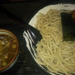 笹はら - つけ麺(大)¥900