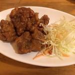 タイかぶれ食堂 - ピリ辛とり揚げ