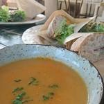 ロギ - モーニングのスープセット
