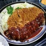 ささ乃木 - 料理写真:とんかつ定食‼️