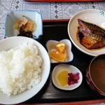 まつや寿司 - 料理写真:日替わり定食750円(税込)