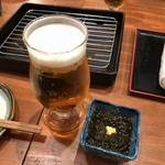ぎふや本家 - ビールはプレモル