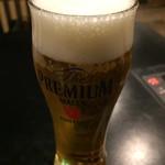 ふぐ料理 玄品 - 生ビール中