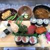 ゆたか寿司 - 料理写真:中寿司 1620円   お昼は小鉢が付いてくるかも?