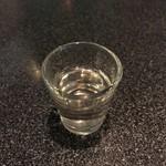 菊春 - マンゴーと林檎の食前酢
