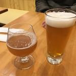 近江麦酒 - ドリンク写真: