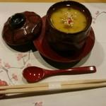 101197314 - 湯葉の茶碗蒸し