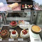 ラ・クレームデ・クレーム - ホームケーキ