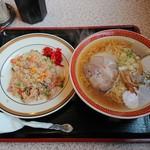 食堂 いちばん - サービスセット 800円