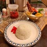 アジア金星堂 - 料理写真:こんな感じ