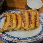 101204520 - 焼餃子(\210)