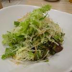 肉菜工房うしすけ - 潮彩サラダ