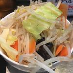 四代目けいすけ - 茹で野菜