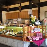 関寿庵 - 販売コーナー