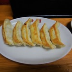 香蘭 - 焼餃子(\250)